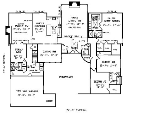 4 Bedrooms And 3 Baths