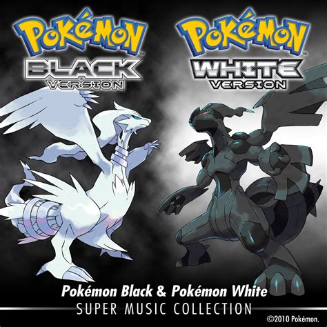 Pokmon Black And White Soundtrack Now Available On Itunes