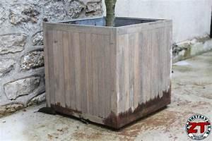 Bac En Bois Pour Plantes : tuto fabriquer des pieds d 39 isolation pour bac plantes ~ Dailycaller-alerts.com Idées de Décoration