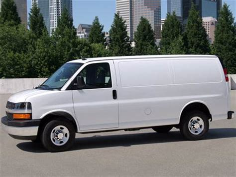 2013 Chevrolet Express 1500 Cargo  Pricing, Ratings