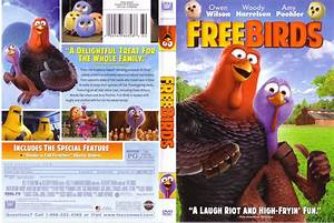 Free Birds DVD Cover (2013) R1