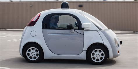 What It's Like To Ride In Google's Self-driving Car