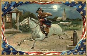 Paul, Revere, U0026, 39, S, Ride, Patriotic