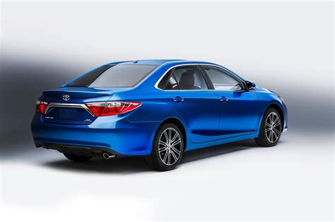 2016 Toyota Camry, Corolla Special Edition To Bow At Chicago
