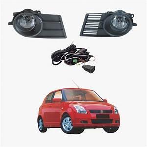 Fog Light Kit For Suzuki Swift Hatch 2005