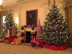 Maison Americaine Interieur : voici ce quoi ressemble la maison blanche de l 39 int rieur ~ Zukunftsfamilie.com Idées de Décoration