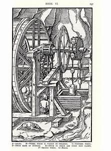 Georgius Agricola U0026 39 S De Re Metallica Of 1556