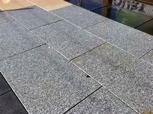 dalle en granit pour terrasse newsindoco With dalle granit pour terrasse
