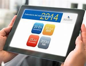 Calendario fiscal 2014 España Calendario del