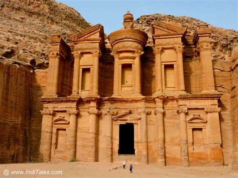 Petra Jordan - Wonder Of The World, UNESCO World Heritage Site