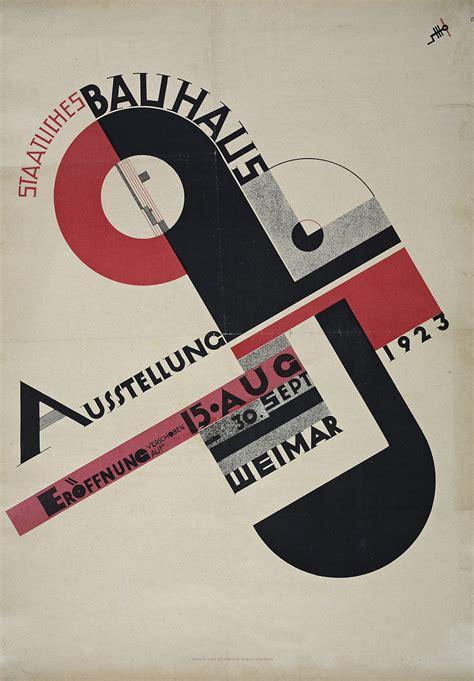 Bauhaus Ausstellung Berlin by Joost Schmidt Plakat Zur Bauhaus Ausstellung In Weimar