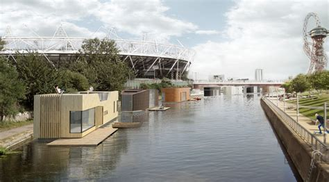 New London Architecture Select 10 Winning Ideas For