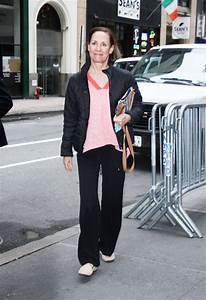 LAURIE METCALF Arrives at Today Show in New York 05/30 ...