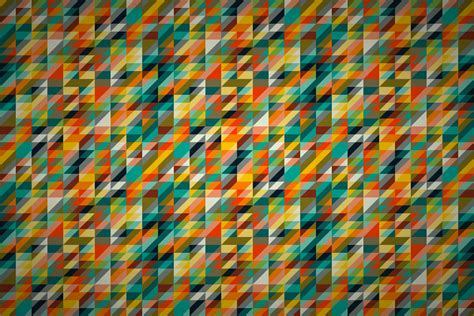 transparent triangle overlay wallpaper patterns