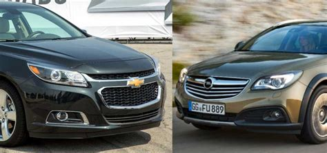 opel   moved upmarket chevrolet  remain  brand