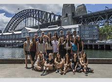 PreProfessional Year 2015 Sydney Dance Company