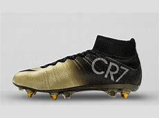 Nike Honors Cristiano Ronaldo With DiamondEncrusted Boots