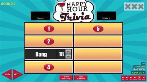 These fun, free music trivia games will challenge your musical ear and have you singing a new song when you win. Virtual Happy Hour Trivia Game Download / Play on Zoom / PC | Etsy | Trivia, Trivia games, Make ...