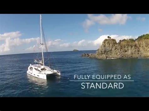 Catamaran X5 by X5 Sail 50 Luxury Sailing Catamaran Drone Video Youtube
