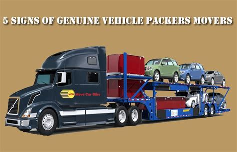 recognize fake car bike relocation packers movers