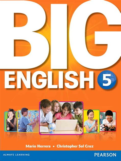pearson education big english  student book