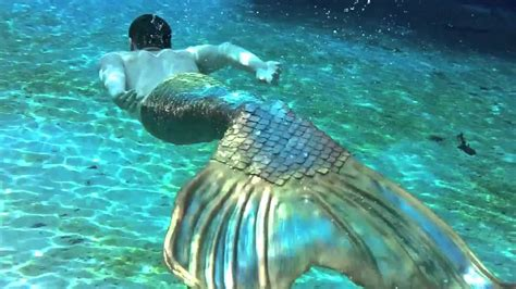 New Silicone Mermaid Tail