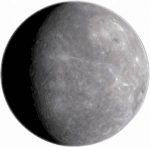 Free Mercury Planet Clip Art