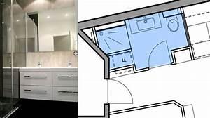 Petite maison amenagement photos plans cote maison for Awesome meubles pour petit espace 6 refaire ou reamenager une salle de bain