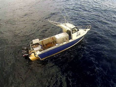 Runabout Boat Caboolture by Grave Fears For Fisherman Lost At Sea Caboolture News