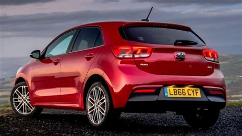 kia rio review price  release date efficient