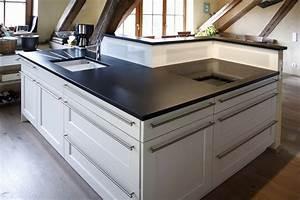 Stein Arbeitsplatte Küche : k chen arbeitsplatte k chen quelle ~ Orissabook.com Haus und Dekorationen