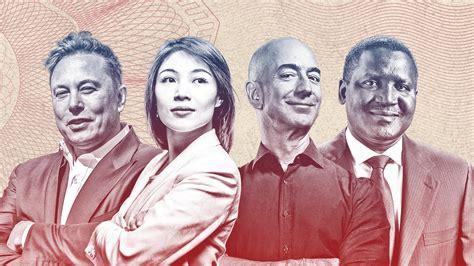 Kush janë 10 njerëz më të pasur në botë, publikohet lista ...