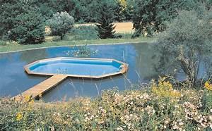 Enterrer Une Piscine Hors Sol : enterrer une piscine hors sol en acier ~ Melissatoandfro.com Idées de Décoration