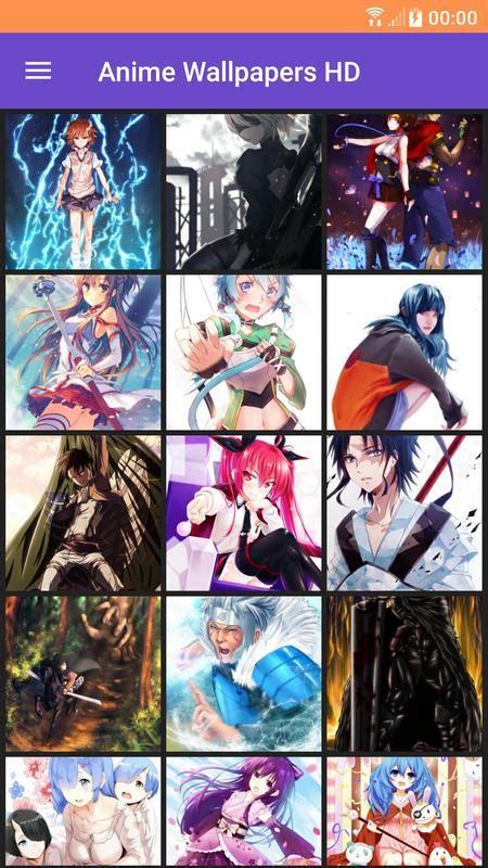 Anime Wallpaper Apk Free - anime wallpapers hd apk free personalization