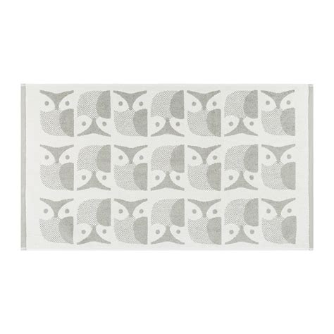 orla kiely doormat buy orla kiely owl bath mat light granite amara