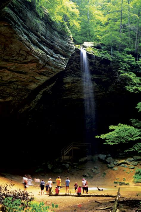 Two-Hour Trips: Hocking Hills offers outdoor activities ...
