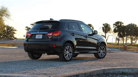 Review Mitsubishi Outlander Sport by 2018 Mitsubishi Outlander Sport Review Photo