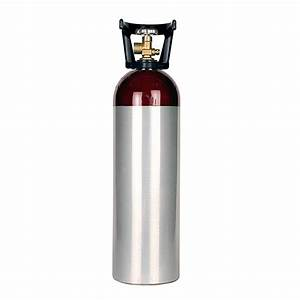 60 cu ft Aluminum Argon Cylinder | Gas Cylinder Source
