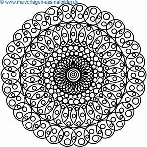 Mandalas Zum Ausmalen Ausmalbilder Von Mandala