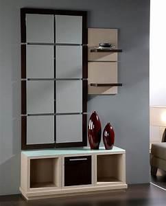 Meuble D Entrée Chaussures : meuble d entree moderne warhol zd1 meu dentr ~ Farleysfitness.com Idées de Décoration