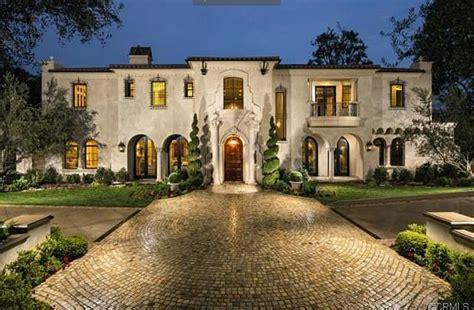 mediterranean villa house plans 8 2 million newly built italian inspired mansion in