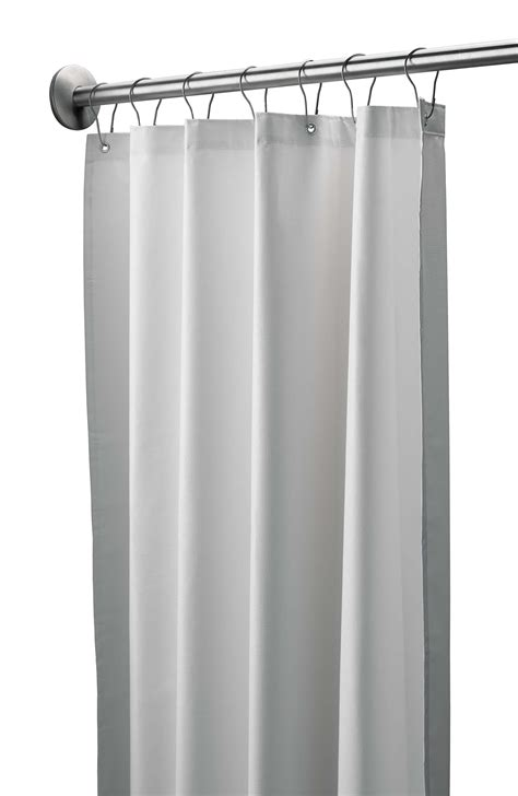 Shower Curtain - antimicrobial vinyl shower curtain bradley corporation
