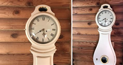 finding  mora clock project small house