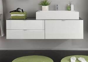 Waschtischunterschrank Für Aufsatzwaschbecken Holz : aufsatzwaschbecken mit unterschrank vergleichen und simple montage ~ Bigdaddyawards.com Haus und Dekorationen
