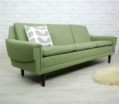 Mid Century Settee by Retro Vintage Mid Century Sofa Settee Eames