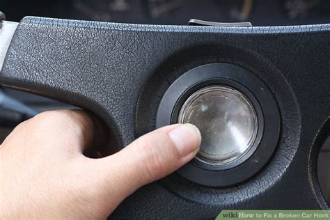 How To Fix A Broken Car Horn