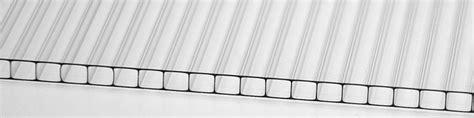 polycarbonat stegplatten 6 mm 6 mm lexan thermoclear doppelstegplatten