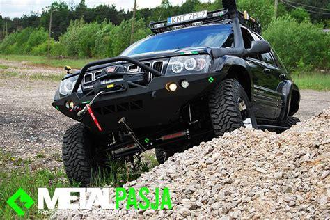 Metalpasja Innowacyjne Doposażenia Offroad  Jeep Grand