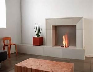 Incredible modern fireplace mantel kits design features for Incredible modern fireplace surrounds