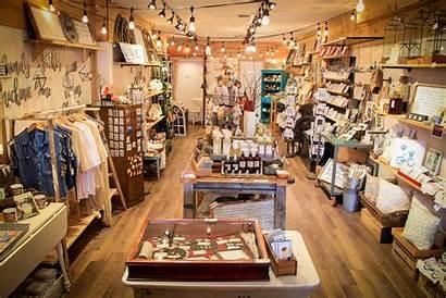 Shops Gift Island Mackinac Market Artists Mi